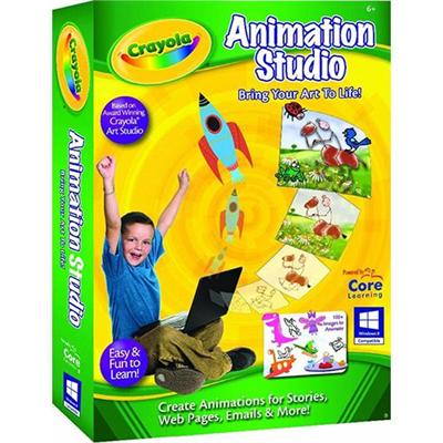 Core Learning CRAN 1020 ESD Crayola Animation Studio