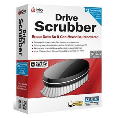 IOLO Technologies DSH ESD Drivescrubber