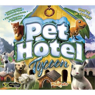 SelectSoft Publishing LGPETHOTEJ ESD Pet Hotel Tycoon