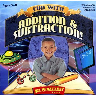 SelectSoft Publishing LPFUNADSUJ ESD Fun With Addition Subtraction