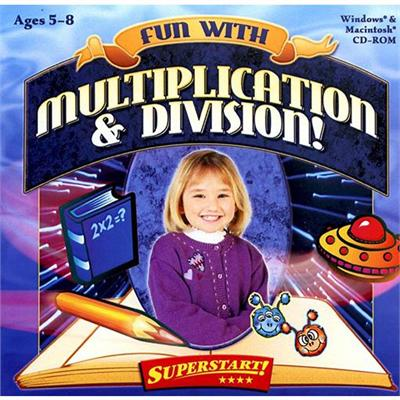 SelectSoft Publishing LPFUNMUDIJ ESD Fun With Multiplication Division