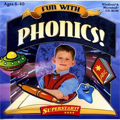 SelectSoft Publishing LPFUNPHONJ ESD Fun With Phonics