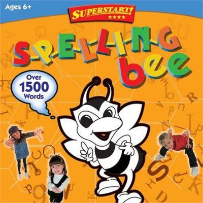 SelectSoft Publishing LPSPEBEE0J ESD Spelling Bee