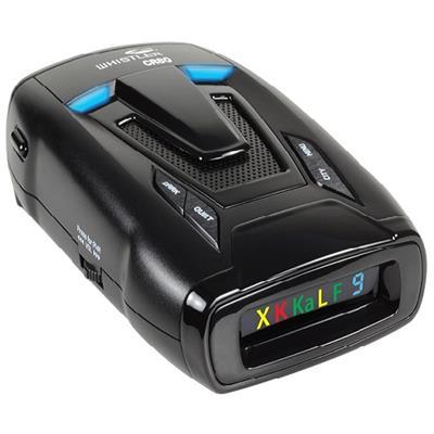 Whistler Cr80 Cr80 Laser Radar Detector