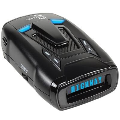 Whistler Cr85 Cr85 Laser Radar Detector - Ka Max Mode
