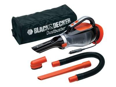 Black & Decker BDH1220AV & Decker DustBuster Auto BDH1220AV - Vacuum cleaner - handheld - bagless