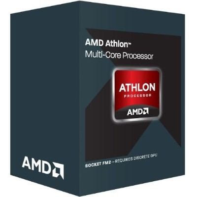 Advanced Micro Devices AD370KOKHLBOX Athlon X2 370K Dual-Core 4.0GHz Socket FM2 Boxed Processor