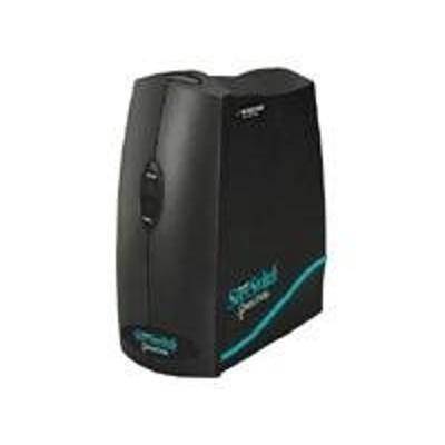 Black Box SW681A-K Servswitch Spectra Kit w/ 2 port switch w/PS2 Cables