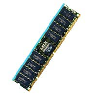 Edge Memory PE149345 512MB PC133 133MHz 168-pin Non-ECC Unbuffered SDRAM DIMM