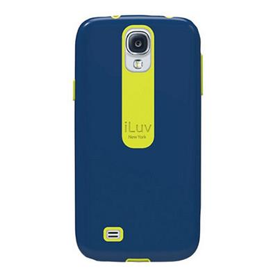 Flightfit Dual-layer Case For Galaxy S4 - Blue