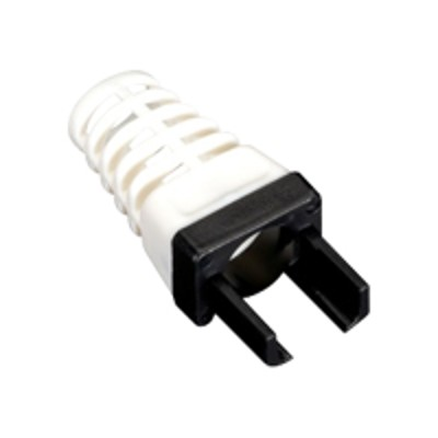 Black Box C6EZ-BOOT-BK Network cable boots - (pack of 25 )
