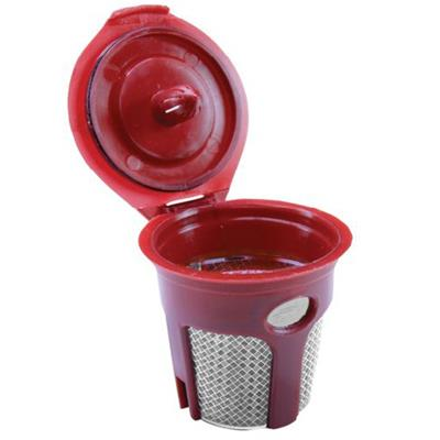 Solofill K3 CHROME CUP Solofill K3-Chrome Refillable Filter Cup