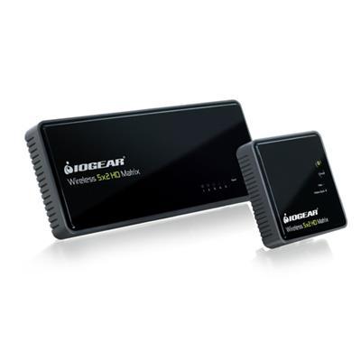 Wireless 5x2 HD Matrix GWHDMS52 - wireless video/audio/USB extender 9658405
