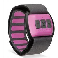 Scosche RHYTHM Bluetooth Armband Heart Rate Monitor - Pink