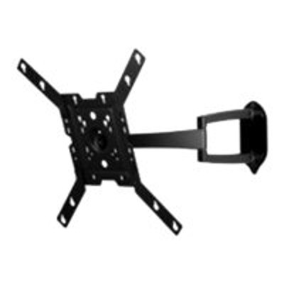 Peerless Sa746p Smartmount Articulating Wall Mount Sa746p - Mounting Kit ( Wall Mount ) For Lcd / Plasma Panel - Black Powder Coat - Screen Size: 22 - 47