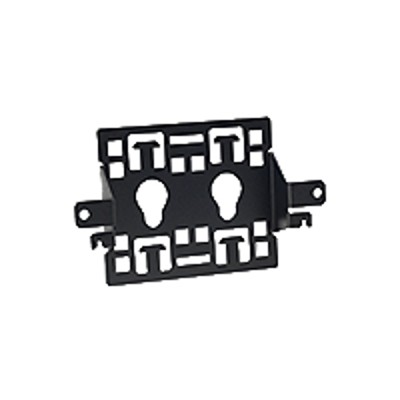 APC AR824002 NetShelter SV Cable Management - Cable management bracket - black (pack of 2)