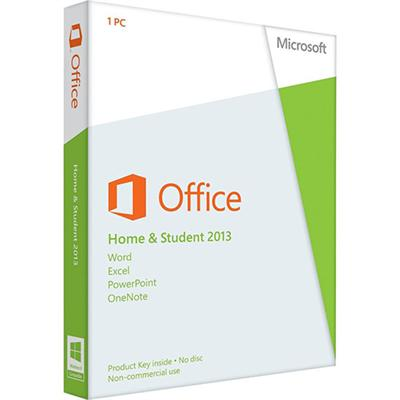 Microsoft AAA-02875-ESD Office Home and Student 2013 - Windows (Electronic Software Download Version)