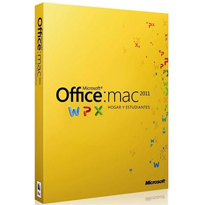 Microsoft GZA 00229 ESD Office for Mac Home and Student 2011 Spanish Mac Electronic Software Download Version