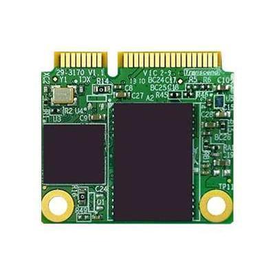 Transcend TS32GMSM610 Solid state drive - 32 GB - internal - mSATA mini - SATA 3Gb/s