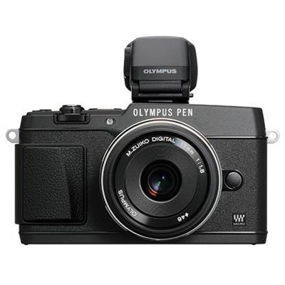 E-P5 - digital camera M.Zuiko Digital 17mm lens