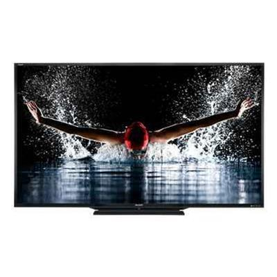 Sharp LC-90LE657U 90 Class AQUOS HD Series LED Smart TV
