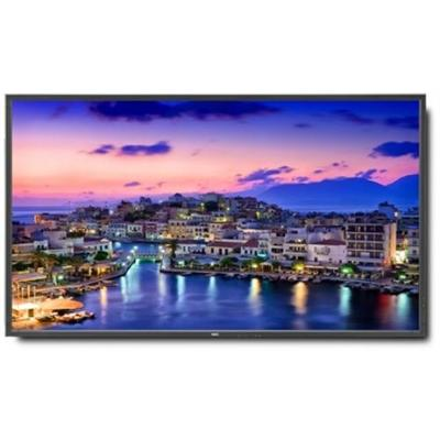 NEC Displays V801 80 High-Performance LED Edge-Lit Commercial-Grade Display with Integrated Speakers
