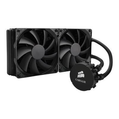 Hydro Series H110 Extreme Performance Liquid CPU Cooler - liquid cooling system