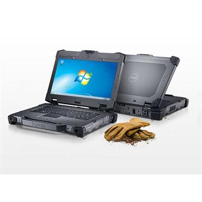 Latitude E6420 XFR Intel Core i5 2520M 2.5GHz Rugged Notebook - 4GB RAM  128GB SDD  14 Widescreen LED backlight display  Anti-glare  DVDRW  Gigabit Ethernet  80