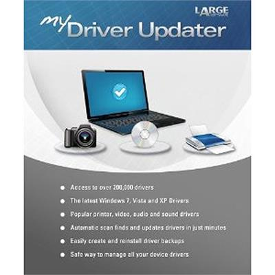 My Driver Updater Win (Electronic Software Download Version)