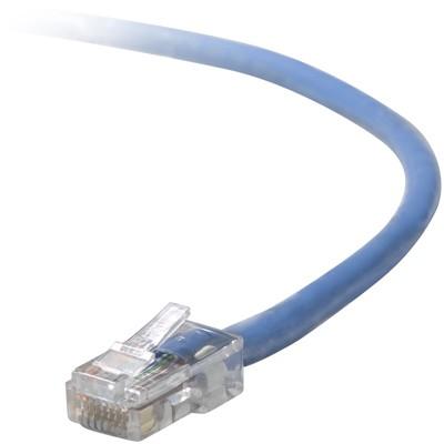 Belkin A3L791-06IN-BLU 6 Inch Blue CAT 5 Cable