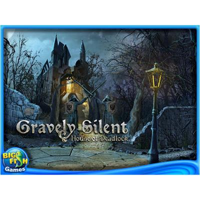 Big Fish Games ONSNENGRVSLT ESD Gravely Silent House Of Deadlock Win Electronic Software Download Version