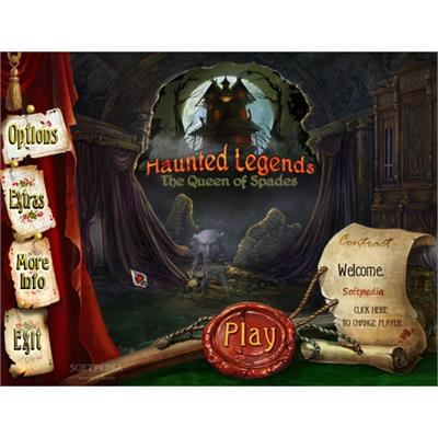 Big Fish Games ONSNENHLQUOS ESD Haunted Legends The Queen Of Spades Win Electronic Software Download Version