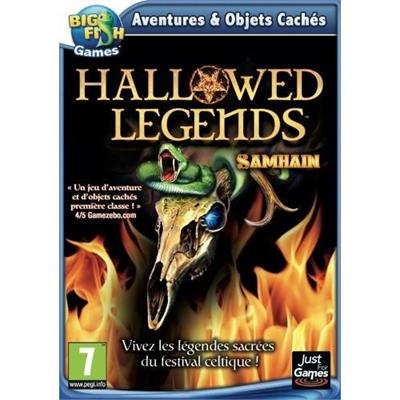 Big Fish Games ONSNENHLSAMH ESD Hallowed Legends Samhain Win Electronic Software Download Version