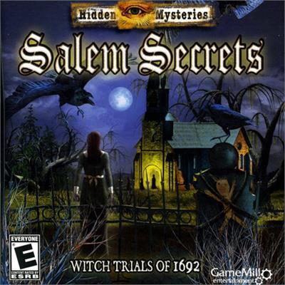 Big Fish Games ONSNENHMSALS ESD Hidden Mysteries Salem Secrets Win Electronic Software Download Version