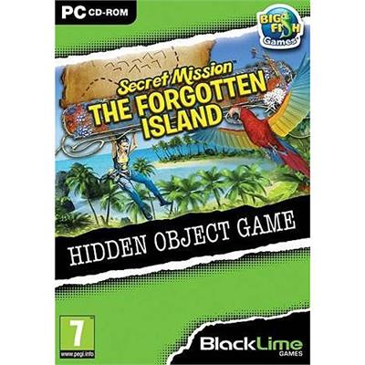 Big Fish Games ONSNENSMFGIS ESD Secret Mission The Forgotten Island Win Electronic Software Download Version