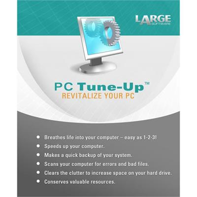 Large Software PCTU2012 ESD PC tune Up Win Electronic Software Download Version