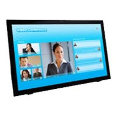 Planar 997-7052-00 Helium PCT2485 - LED monitor - 24 (23.6 viewable) - touchscreen - 1920 x 1080 Full HD (1080p) - 250 cd/m² - 1000:1 - 14 ms - HDMI  VGA  Displ