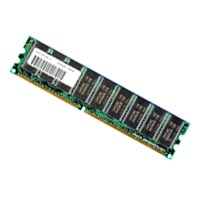Edge Memory PE158866 256MB PC2100 non-registered ECC DDR SDRAM 184-pin DIMM