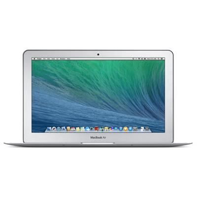 11.6 MacBook Air dual-core Intel Core i5 1.3GHz (4th generation Haswell processor)  Turbo Boost up to 2.6GHz  8GB RAM  128GB Flash Storage  Intel HD Graphics 50