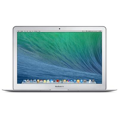 13.3 MacBook Air dual-core Intel Core i7 1.7GHz (4th generation Haswell processor)  Turbo Boost up to 3.3GHz  8GB RAM  128GB Flash Storage  Intel HD Graphics 50