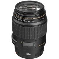 Canon 4657A006 EF 100mm f2.8 Macro USM Lens