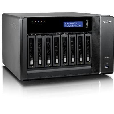 QNAP VS 8124 PRO US VioStor VS 8124 Pro NVR Standalone NVR 24 channels networked