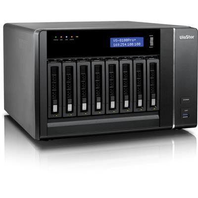 QNAP VS 8140 PRO US VioStor VS 8140 Pro NVR Standalone NVR 40 channels networked