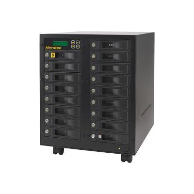 Aleratec 350127 1:16 Hdd Copy Cruiser High-speed - Hard Drive Duplicator - 16 Bays ( Sata ) - 0 X Hdd