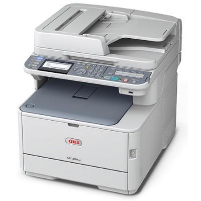 Oki 62441804 MC362w Color Multifunction Printer
