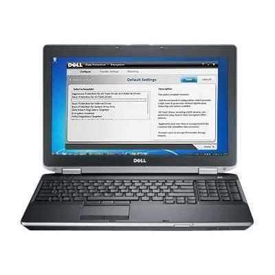 Latitude E6530 Intel Core i7 3540M 3GHz Notebook - 4GB RAM  500GB HDD  15.6 Widescreen LED backlight display  NVIDIA NVS 5200M  DVDRW  Gigabit Ethernet  802.11n