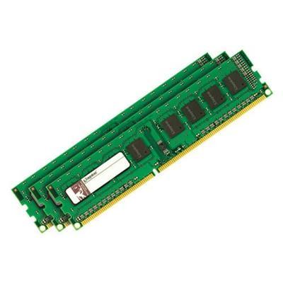 Kingston KVR16R11S4K3/24I 24GB 1600MHz DDR3 ECC Reg CL11 DIMM (Kit of 3) SR x4 with TS Intel