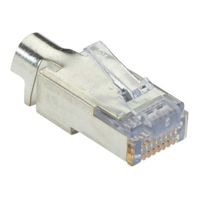 Black Box C6EZSP-50PAK Connector (pack of 50 )