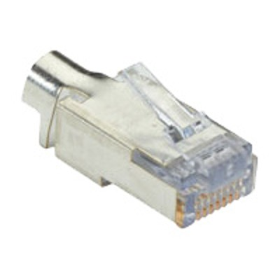 Black Box C6EZSP-100PAK Network connector - RJ-45 (M) - CAT 6 (pack of 100)
