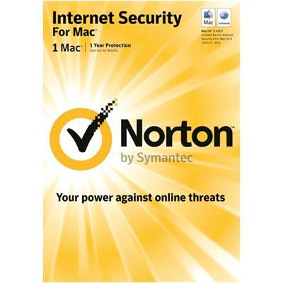 Symantec 21290167 ESD Norton Internet Security 2013 Mac Electronic Software Download Version